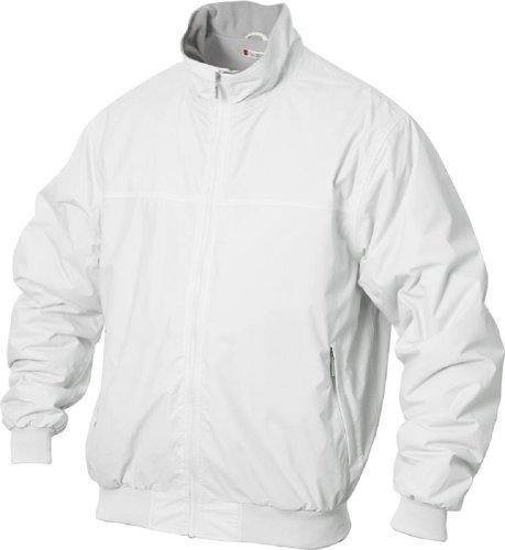 Xs Pile Foderata Bianco In Misure Leggera Unisex 5 xxl Giacca Impermeabile Colori Disponibili ZqvInUwg