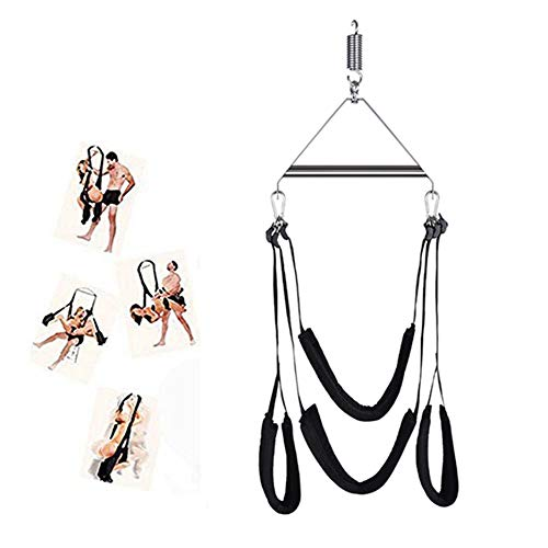 Adult 360 Degree Hanging on Swing with Adjustable Straps Fits Your Hight Perfectly