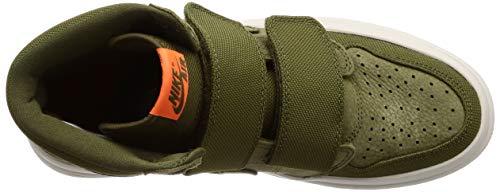 Multicolore 305 Air Double Canvas Jordan Fitness Da Uomo Re Bone Hi olive cone Nike light 1 Scarpe Strp pqATPdwn