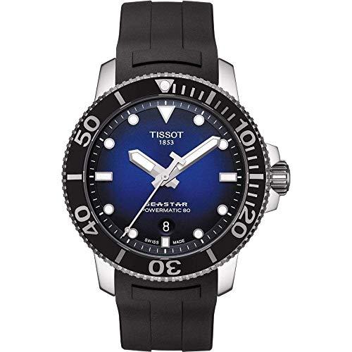Tissot Men's Seastar 1000 Powermatic 80 -