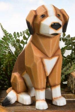 Large Dimensional Dog Paint Your Own Ceramic Keepsake
