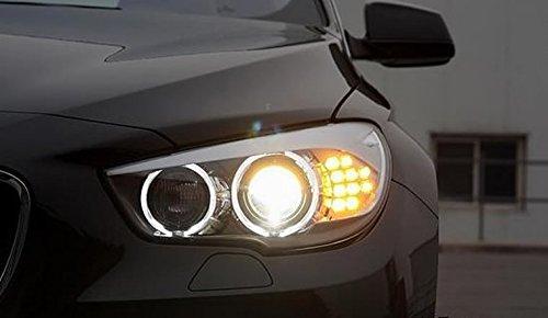 Leadrise Ultra Bright 7000K White LED Angel Eye Light Halo Rim Bulb For BMW E90 E91 GP Xtreme K395