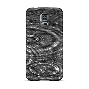 Samsung Galaxy S5 Nga1844Qzdj Support Personal Customs HD Rain Had The Tendence To Be Wet Series Shock Absorption Hard Phone Case -DeanHubley