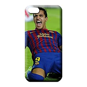 iphone 5 5s Popular Premium skin phone carrying cases fc barcelona alexis sanchez