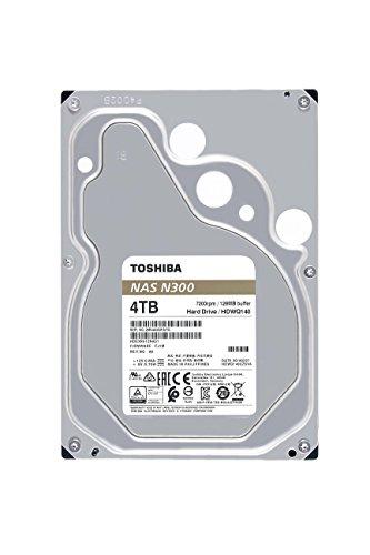 41kkYJAu3jL - Toshiba N300 4TB NAS 3.5-Inch Internal Hard Drive- SATA 6 Gb/s 7200 RPM 128MB (HDWQ140XZSTA)