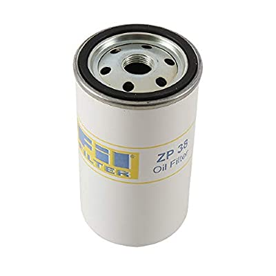 Complete Tractor HF3100 Lube Filter, Bl: Garden & Outdoor
