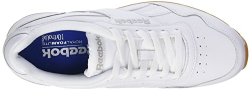 gum De Zapatillas Hombre White Para Royal gum Running Trail Reebok Glide steel white Blanco steel x4wBcqt6
