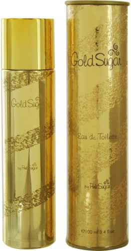 GOLD SUGAR by Aquolina EDT SPRAY 3.4 OZ (Package Of 4)