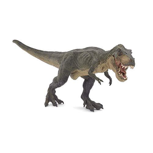 - Papo The Dinosaur Figure, Green Running T-Rex