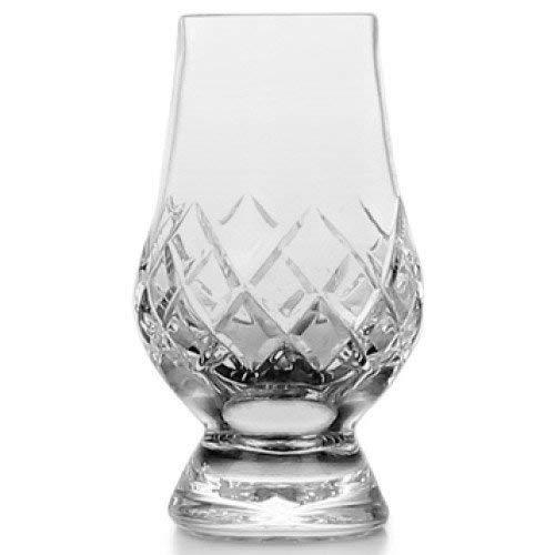 Glencairn Official Glencairn Cut Crystal Scotch Malt Whisky Tasting Glass by Glencairn