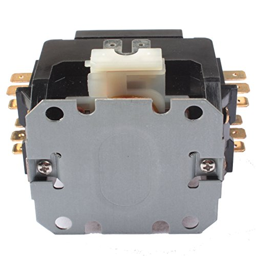 Holdwell 45EG20AG 2 Pole 20 Amp 25 Amp 30 Amp 240V Coil Definite Purpose Contactor