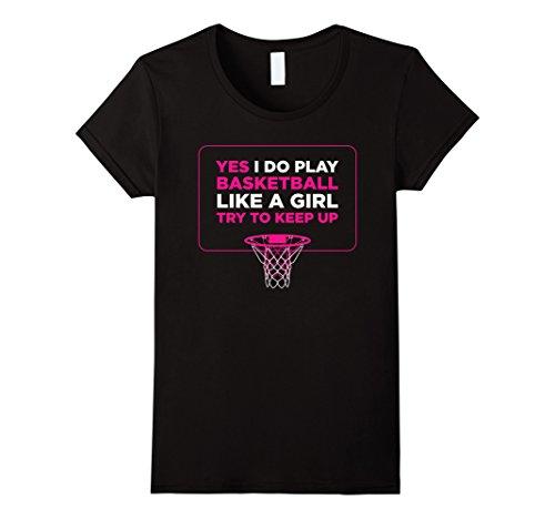 Girls Basketball T-Shirts - 9