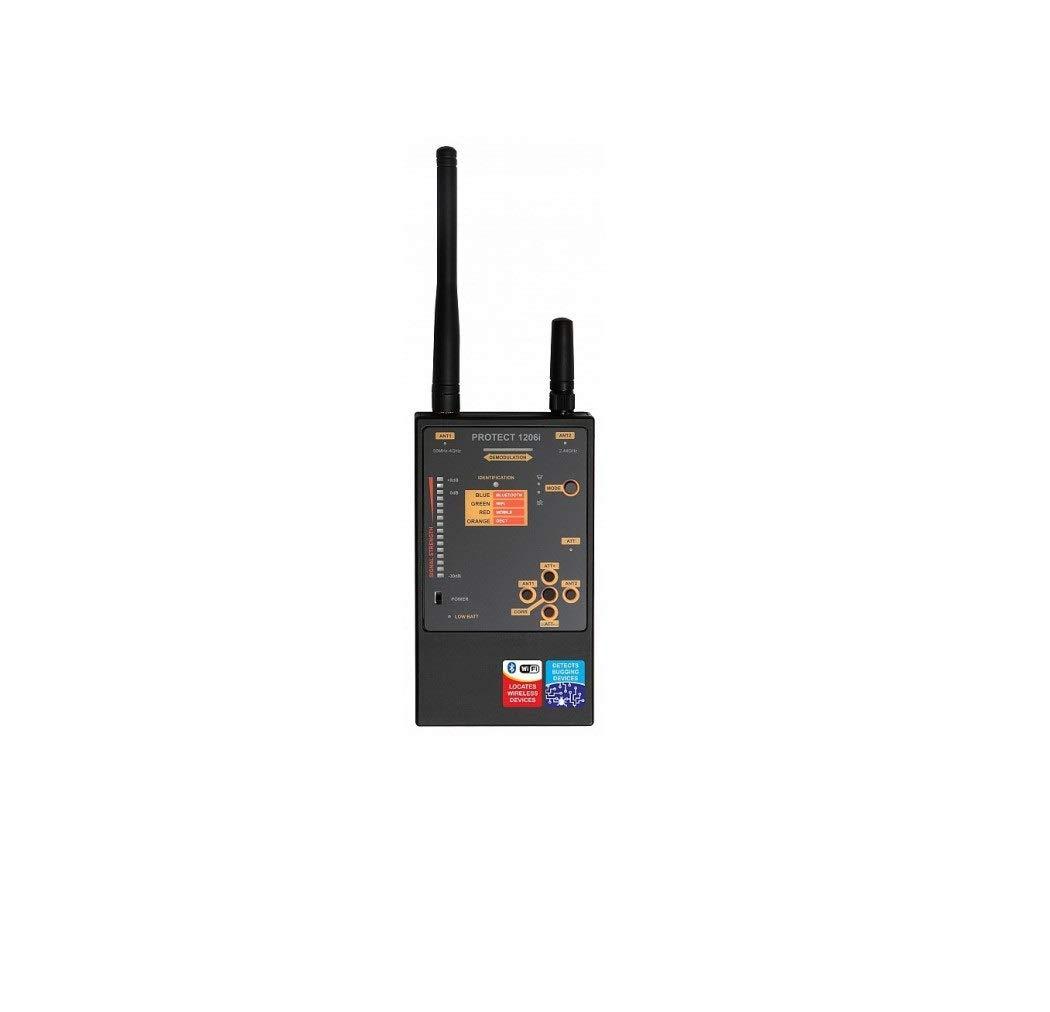 Amazon com : Spytec Protect 1206i Bug Detector Counter
