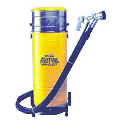 Blast-Vac Reclaiming Sand Blaster
