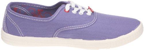 ... Le Temps des Cerises Fidji, Damen Sneaker Violett (Purple)
