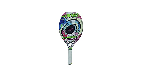 Amazon.com : Vision Pro Racket Racquet Beach Tennis Strange ...