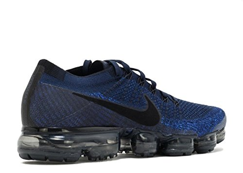Nike Air Vapormax Flyknit Mens Running Trainers 849558 Sneakers Scarpe College Navy / Black-game Royal