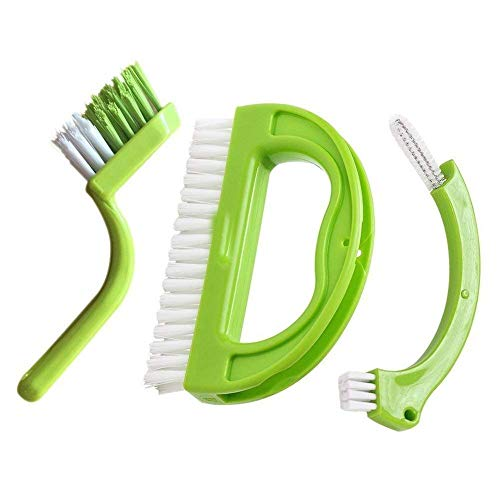 Tile Joint Brushes - Juicer Cleaning Brush Grout Cleaner Brushes Shower Cleaning Brush Kit with Nylon (Grout Extractor)
