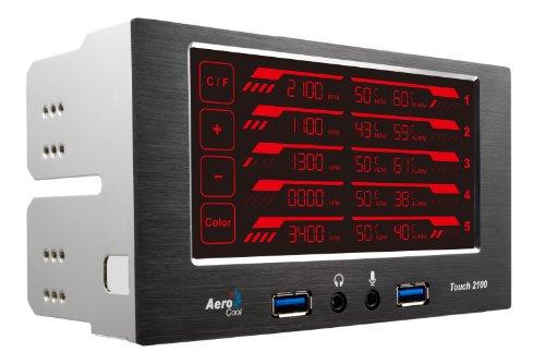 Aerocool Touch 2100 Fan Controller