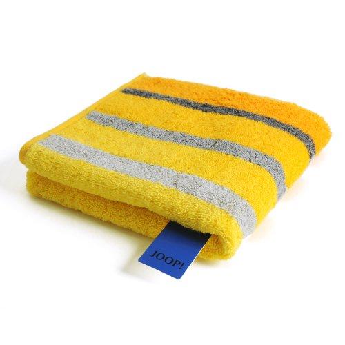 Gedanken an Kauf authentisch Qualität und Quantität zugesichert Joop ! Shades Stripes Handtücher gelb 50/100, citrin: Amazon ...