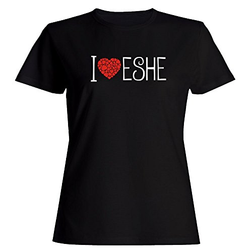 Idakoos Love Eshe Cool Style - Female Names - Women (Eshe Clothing)