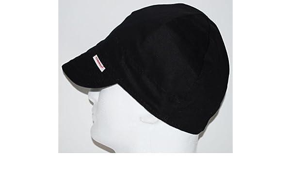 Tapas Comeaux Reversible gorra de soldar sólido negro 8 (3 Pack): Amazon.es: Amazon.es