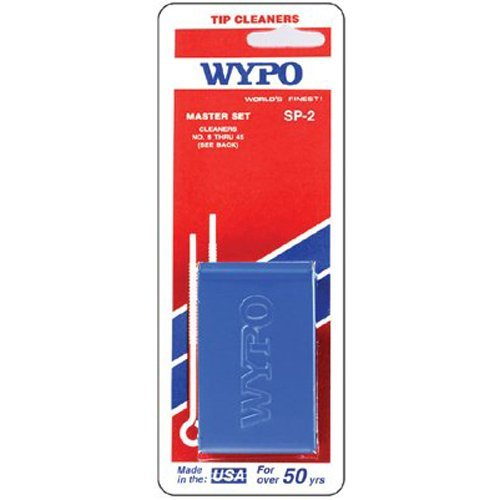 Tip Cleaner Kits - wy sp-2 master tip cleaner by Wypo