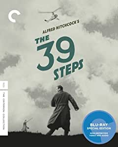 39 Steps (The Criterion Collection) [Blu-ray]