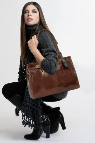 signé main à Catwalk Noir Grand Kensington Collection sac wqISWP8B4