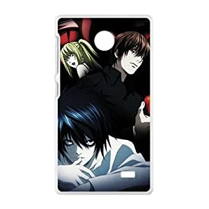 Death Note Character Cell Phone Case for Nokia Lumia X