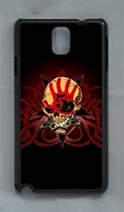 Icasepersonalized Case for samsung galaxy note 3 - Heavy Metal Band Five Finger Death Punch, 5FDP