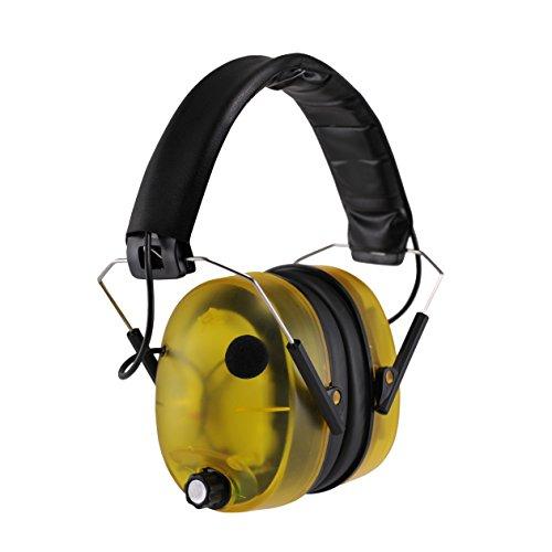 Neiko 53865A Electronic Earmuffs Protector