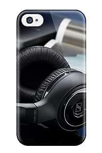 Bruce Lewis Smith Premium Protective Hard Case For iPhone 6 plus Nice Design - Music Laptop Headphones
