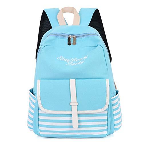 e portatile in Giappone E che donne tela Vhvcx Fashion Zaini di borse Viaggi donna carina le in stile gli School zaino per adolescenti coreano 5Rj34AL