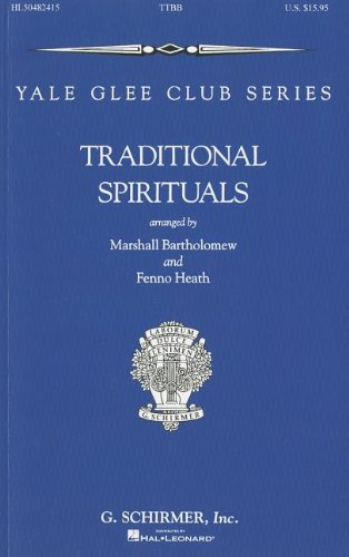 Spiritual Collection (Yale Glee Club Series)