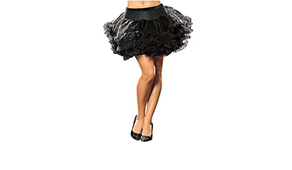 Ursula Petticoat Adult Costume Accessory White One Size