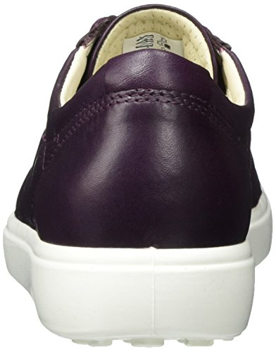 Violet Ladies 7 Bass Baskets mauve Femme Ecco Soft wqYAP4