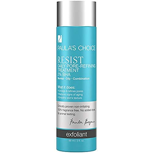 Buy drugstore exfoliator for oily skin