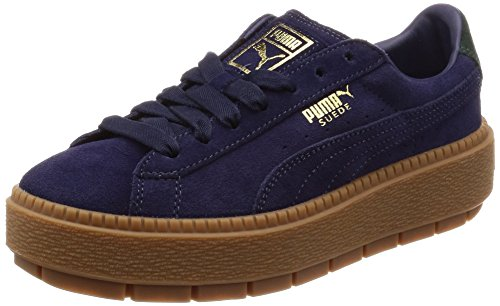 Puma PlatformTraceBold W Schuhe Blau