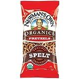 Newman's Own Organics Spelt Pretzel - 7 oz - 3 pk