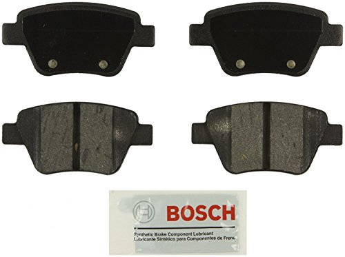 (Bosch BE1456 Blue Disc Brake Pad Set)
