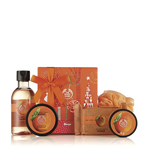 The Body Shop Mango Festive Picks Gift Set