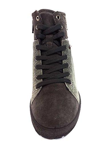 Alta 00 Soft Grigio Donna Sneakers Enval 69982 1gTqp