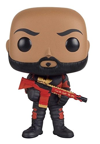 Funko POP Movies: Suicide Squad Action Figure, Deadshot (No - City Mall Capital Stores