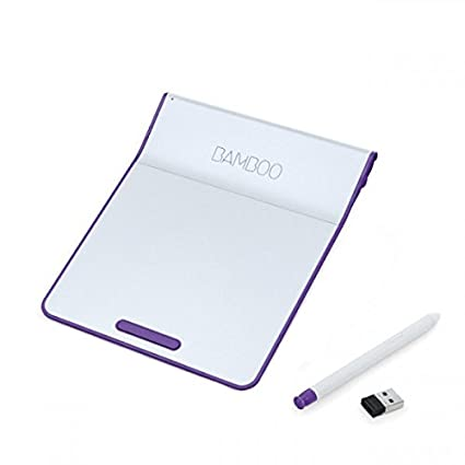 CTH490AK Wacom Intuos Art Pen & Touch Tablet Black - Renewed