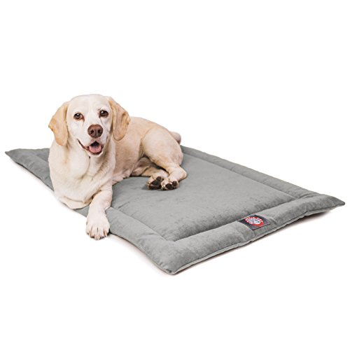 """Majestic Pet 48"""" Villa Vintage Crate Dog Bed Mat By Products"""