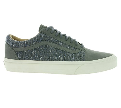 Baskets Vans Skool Gris Homme Old dnZOUnqx