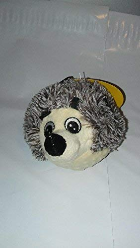 Ball Hedgehog (4 Inch Ez Squeaky Hedgehog Round Dog Toy By Petlou)