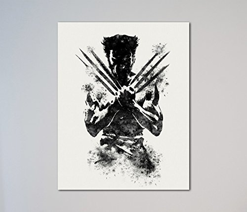 Wolverine X-men 11 x 14 inches ()
