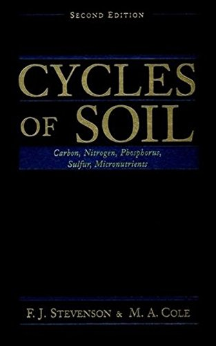 Cycles Of Soil: Carbon, Nitrogen, Phosphorus, Sulfur, Micronutrients, Second Edition